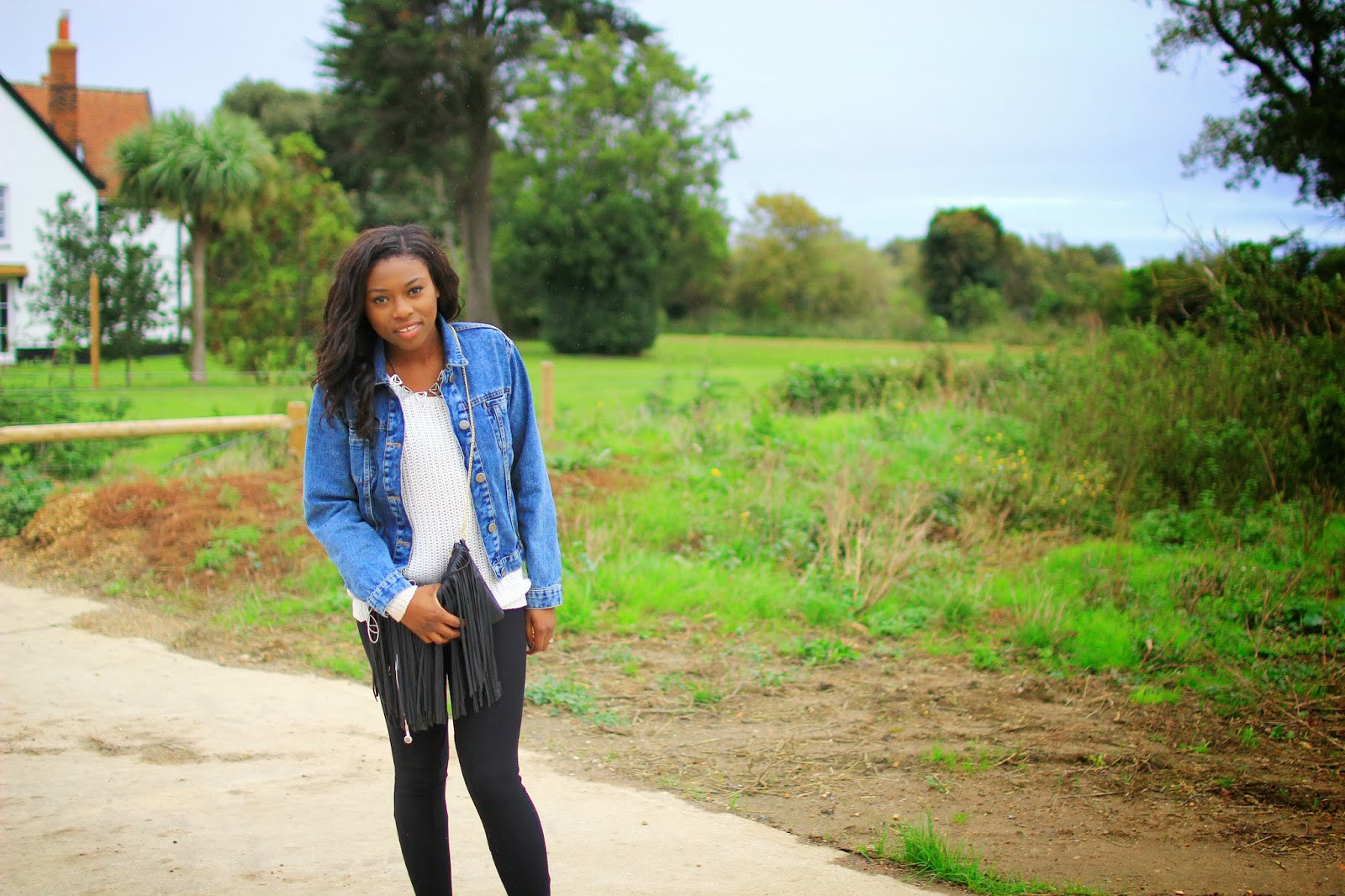Denim Days In the Country Side