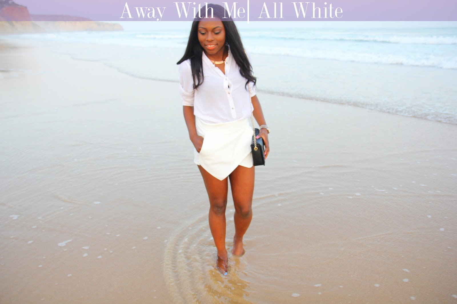 Away With Me| All White